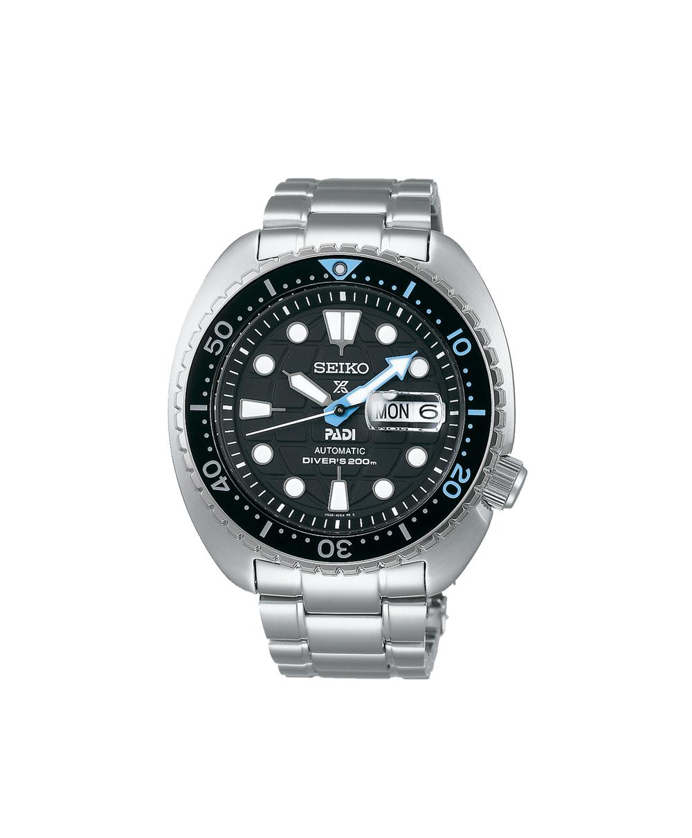 Reloj Seiko Prospex King Turtle PADI SRPG19K1