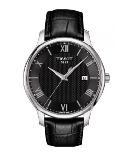Reloj Tissot Tradition Negro