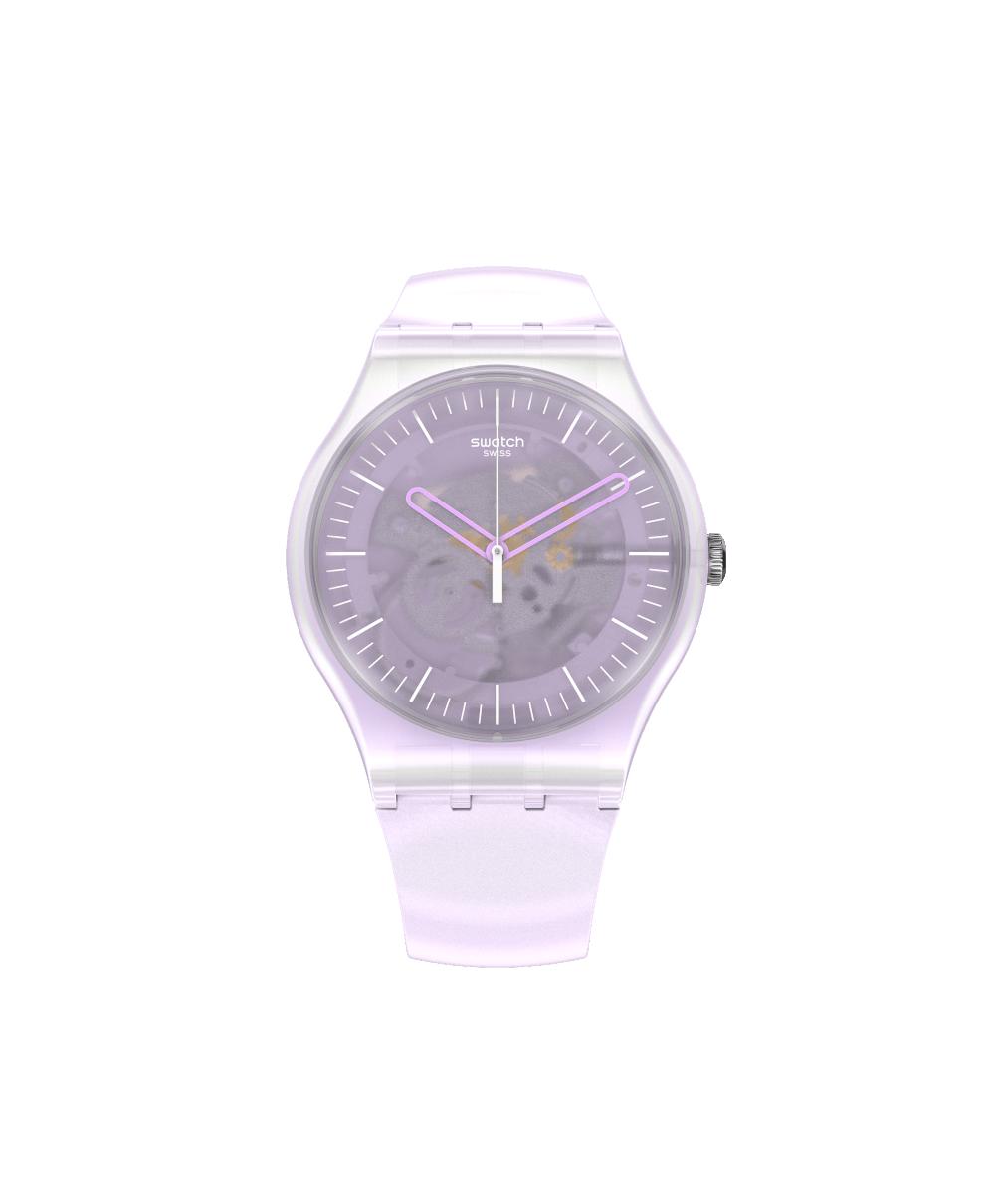 Reloj Swatch Pink Mist SUOK155