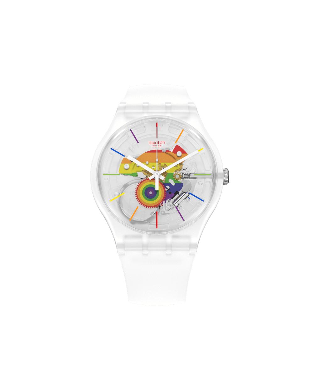 Reloj Swatch Alla Parata SO29K103