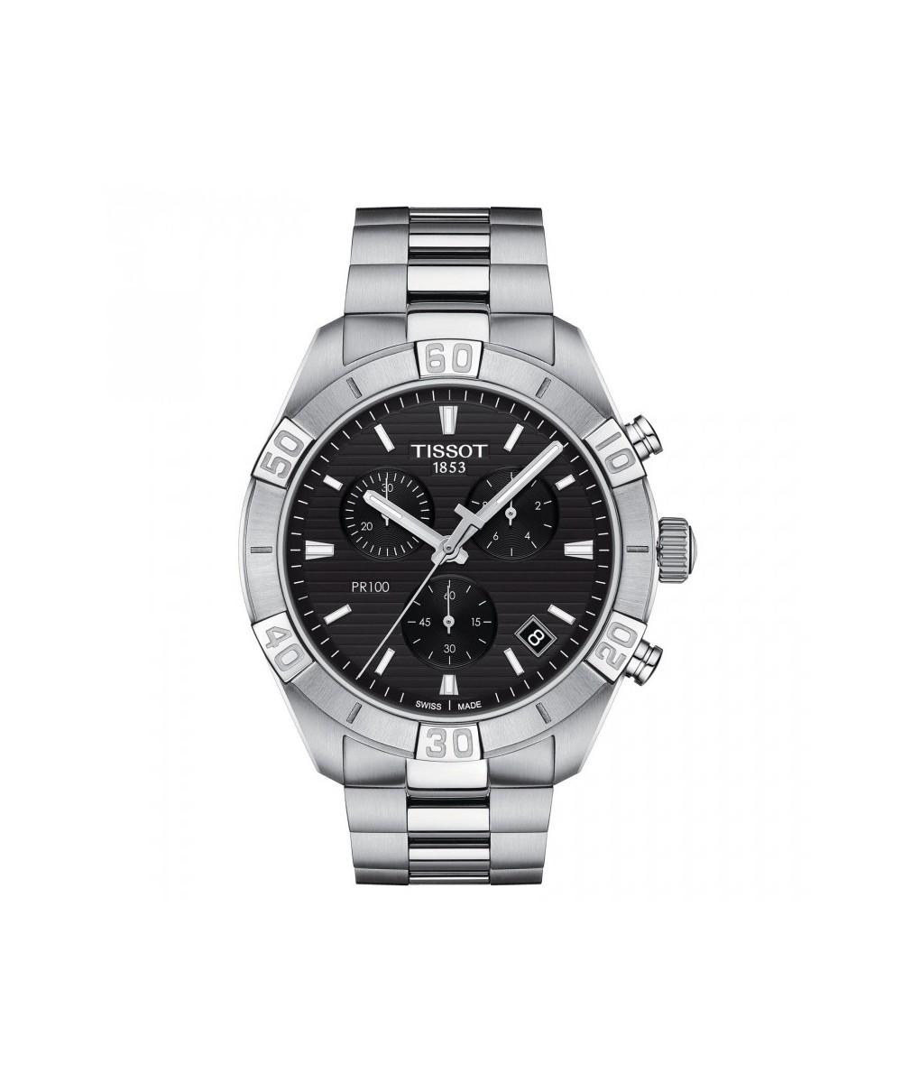 Reloj Tissot PR 100 Sport Gent Chronograph T101.617.11.051.00