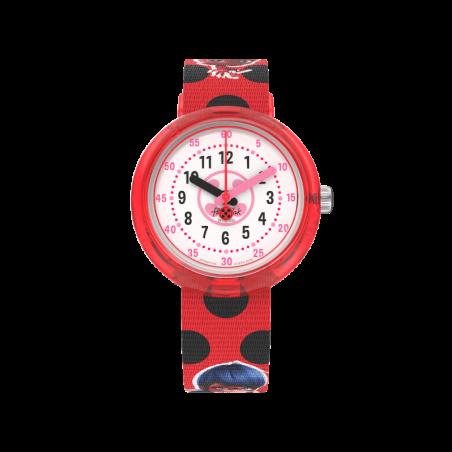 Reloj Flik Flak Miraculous Ladybug FPNP106