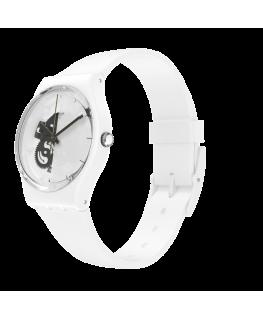 Reloj Swatch Live Time White SO31W101