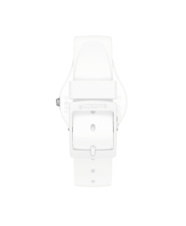 Reloj Swatch Spot Tie White SO31W102