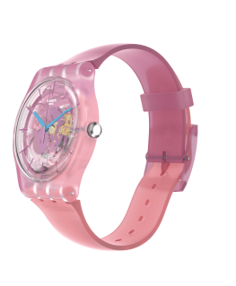 Reloj Swatch Supercharged Pinks SUOK151