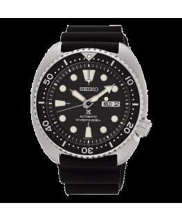Reloj Seiko Prospex Divers Automático Tortuga Negro SRPE93K1
