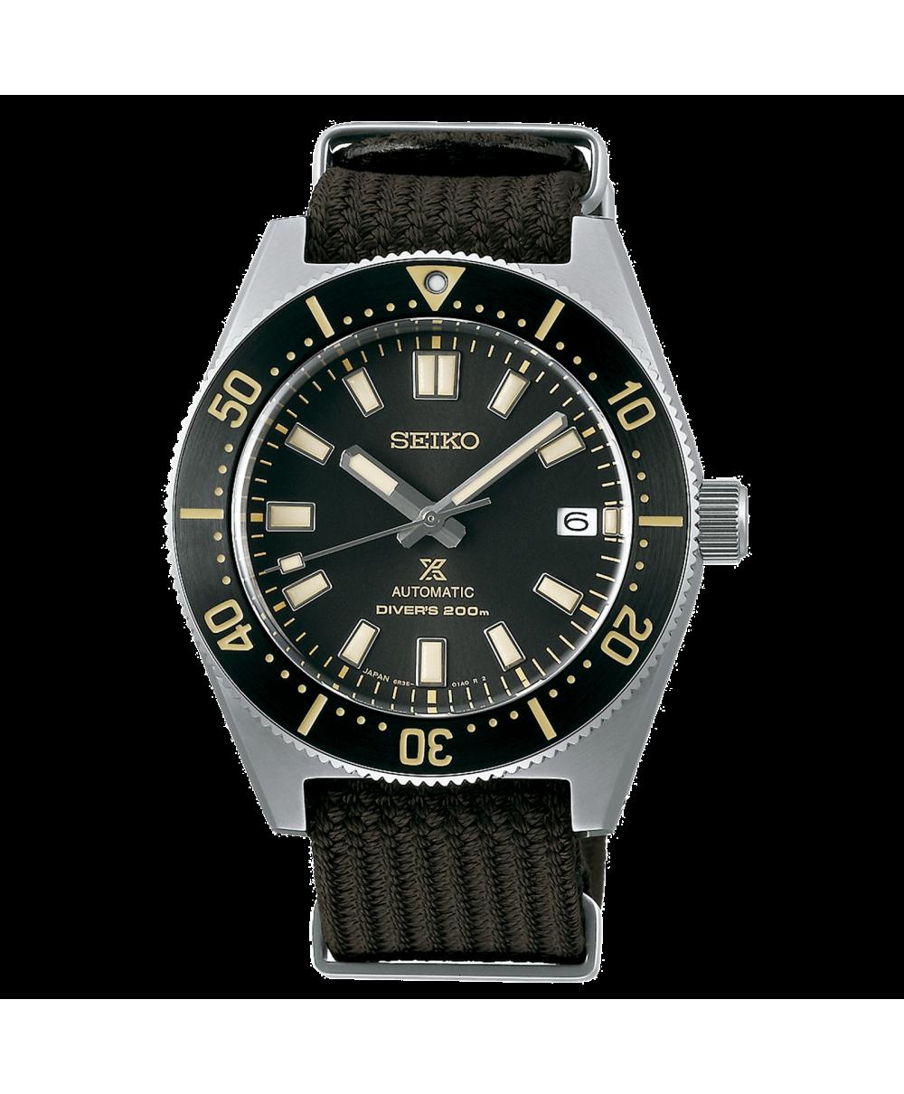 Reloj Seiko Prospex Reinterpretación Diver 1965