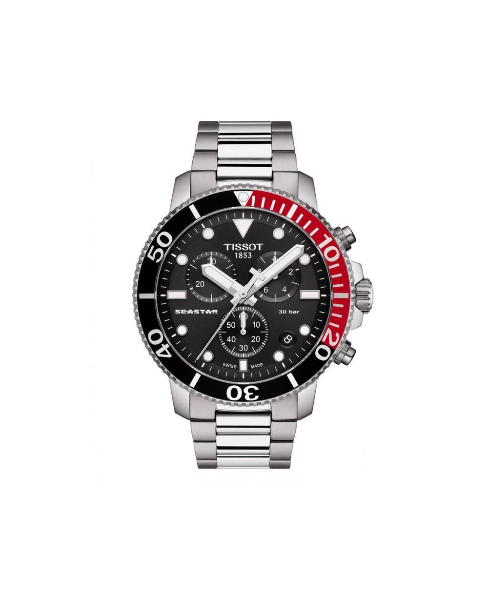 Reloj Tissot Seastar 1000 Chronograph T120.417.11.051.01