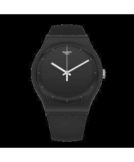 Reloj Swatch Think Time Black SO32B106