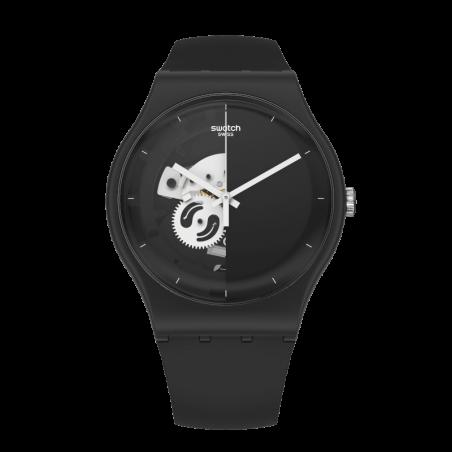 Reloj Swatch Live Time Black SO32B107