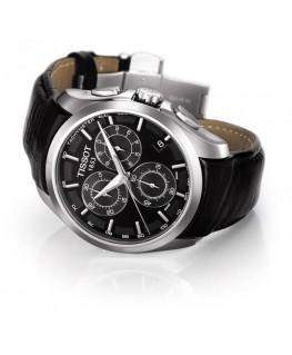 Reloj Tissot Couturier Chronograph Negro