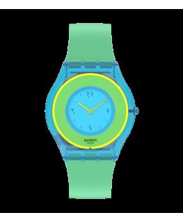 Reloj Swatch Hara Green 01 SS08Z100