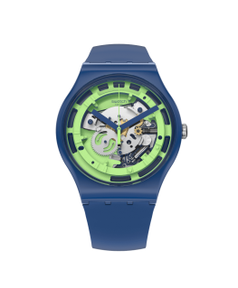 Reloj Swatch Green Anatomy SUON147