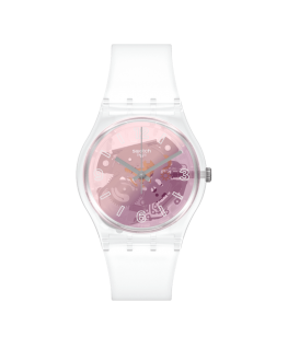 Reloj Swatch Pink Disco Fever GE290