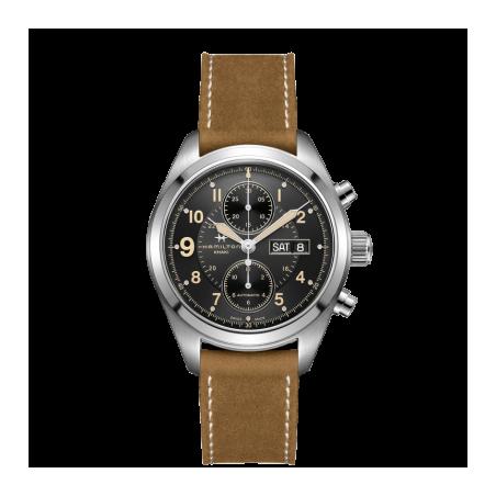 Reloj Hamilton Khaki Field Auto Chrono