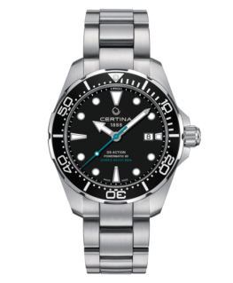 Reloj Certina Ds Action Diver Powermatic 80