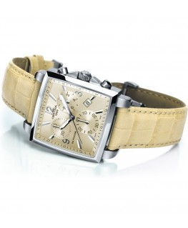 Reloj Certina Podium Ds Lady Steel Brown