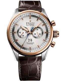Reloj Zenith El Primero Rattrapante Chronograph