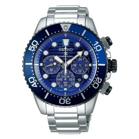 Reloj Seiko Prospex Mar Solar V175