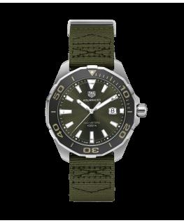 Reloj Tag Heuer Aquaracer 43mm Verde