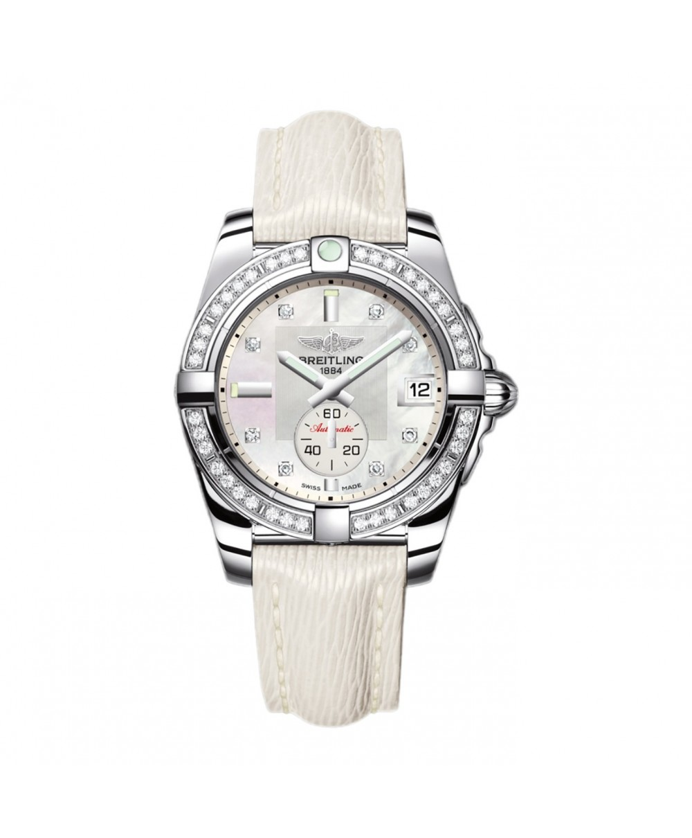 Reloj Breitling Galactic 36 Automatic Blanco