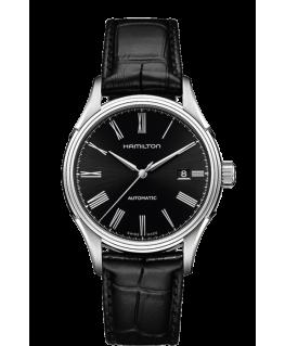 Reloj Hamilton American Classic Valiant Auto Negro