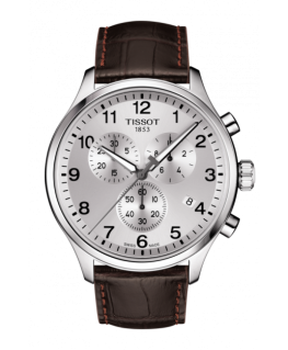 Reloj Tissot Chrono XL Classic Plateado