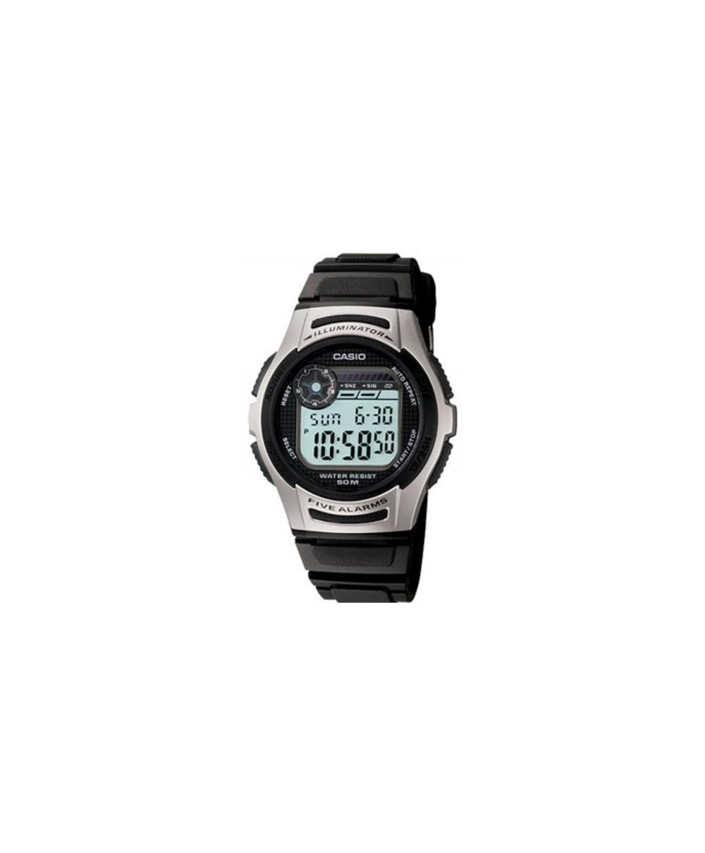 Reloj Casio W-213-1A