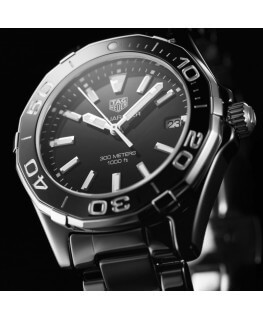 Reloj Tag Heuer Aquaracer 300 M 35 Mm Lady