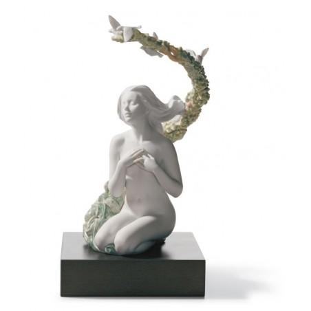FIguras regalo de Lladró Figura Mujer Admiratio
