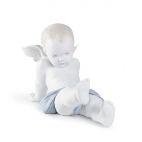 FIguras regalo de Lladró Figura Descanso en el Cielo