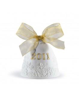 FIguras regalo de Lladró Campana Navidad 2011 (Re-Deco)