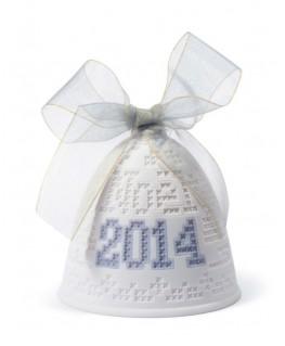 FIguras regalo de Lladró Campana Navidad 2014