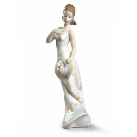 FIguras regalo de Lladró Figura Días de Primavera