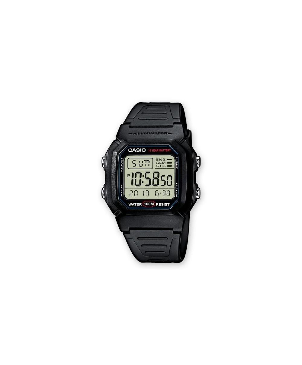 Reloj Casio W-800H-1A