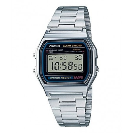 Reloj Casio A158WA-1DF