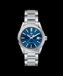 Reloj Tag Heuer Carrera 36mm Esfera Azul