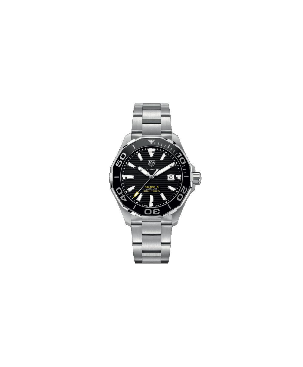 Reloj Tag Heuer Aquaracer Calibre 5 Cerámica