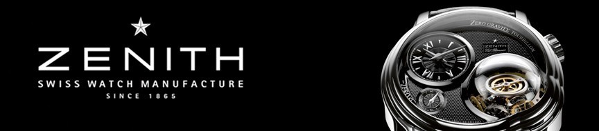 Relojes Zenith | Productos en Stock | Joyería Roberto