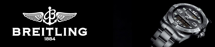 Relojes Breitling | Joyería Roberto