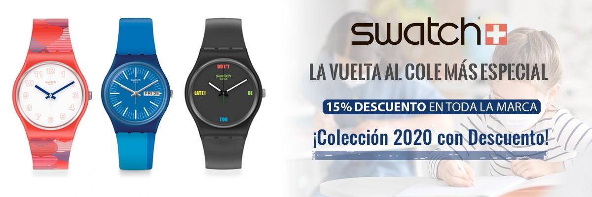 Colección Primavera Verano 2020 de Swatch al Mejor Precio